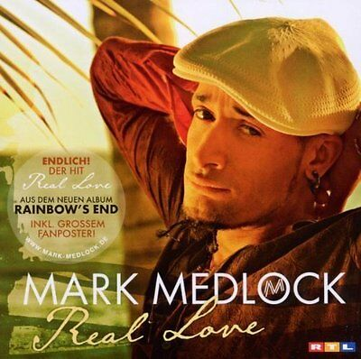 Mark Medlock Real love (2010) [Maxi-CD]