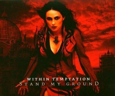 Within Temptation Stand my ground (2004, #6645192) [Maxi-CD]