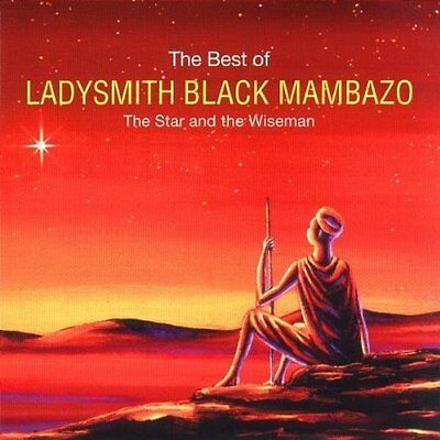Ladysmith Black Mambazo Best of-The star and the wiseman [CD]
