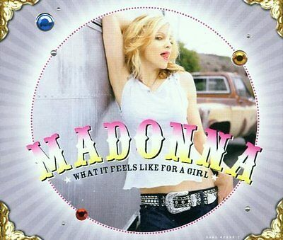 Madonna What it feels like for a girl (2001, #423662) [Maxi-CD]