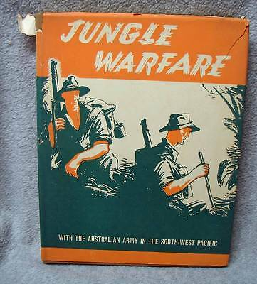 1944 Jungle Warfare With Australian Army In South-West Pacific HCDJ