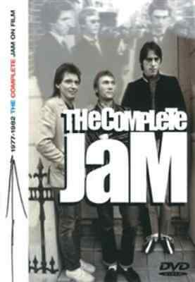 Jam: The Complete Jam On Film  DVD NEW