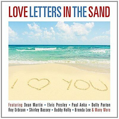 Various-Love Letters In The Sand  Cd New