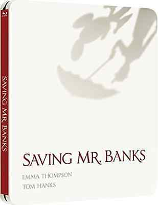 Saving Mr Banks Limited Edition Steelbook  Blu-Ray NEW