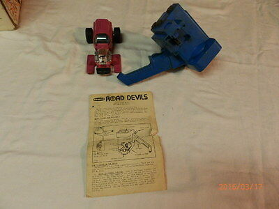 Vintage Remco Road Devil - 1972 with box