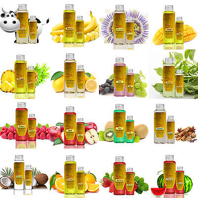 Flavored Edible Warming Massage Oil Sex Lubricant Choose Your Flavor