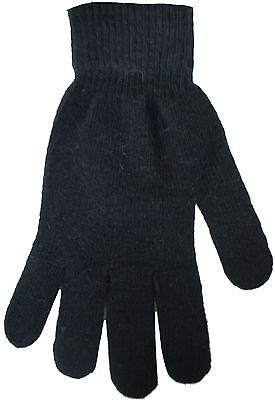 RJM Mens Gloves with Wool
