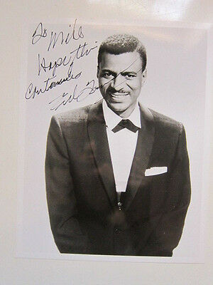 ED TOWNSEND  8x10 photo   AUTOGRAPHED