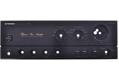 Frontpanel Front Panel von Pioneer Stereo Amplifier A-656