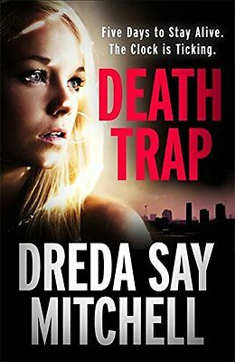 Death Trap, Say Mitchell, Dreda, Very Good condition, Book