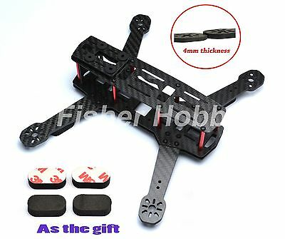 ZMR250 V2 250 250mm Carbon fiber FPV Mini Quadcopter frame kit with 4mm arm