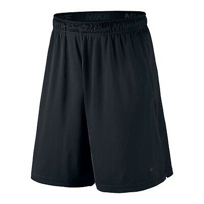 "Nike Herren Trainingsshort Dri-FIT FLY 9"" SHORT schwarz"
