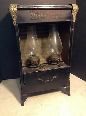 Antique Sands Portable Gas Water Heater Copper Coil Steam