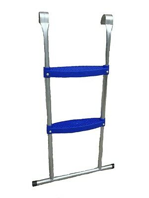 Trampoline Ladder With  Plastic Steps for 10-16ft Trampolines
