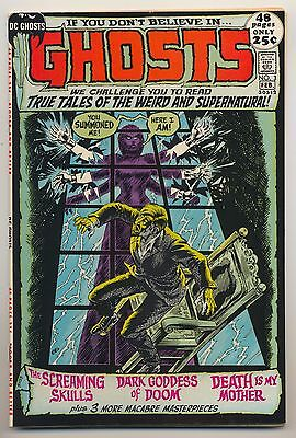 Ghosts #3 (1972) Very Fine (8.0) ~ DC Comics ~ Bronze Age