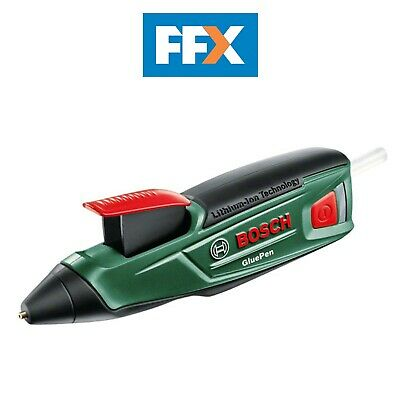 Bosch Green GLUEPEN 3.6v Cordless Hot Glue Gun / Pen