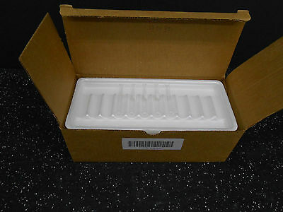 Lot Of 65 Tubes Corning Pyrex  9820-12  Culture Tube Without Rim 12 X 75Mm