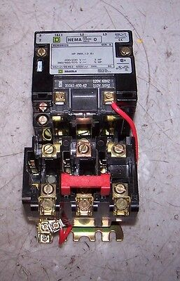 Full voltage dol starters starters contactors relays for Square d size 0 motor starter
