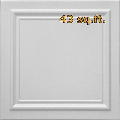 Diy Styrofoam Glue Up Tiles For Ceiling And Wall Decor R 28