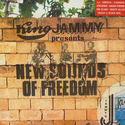 V.A. - King Jammy Presents: New Sounds Of Free (Vinyl LP - 2016 - UK - Original)