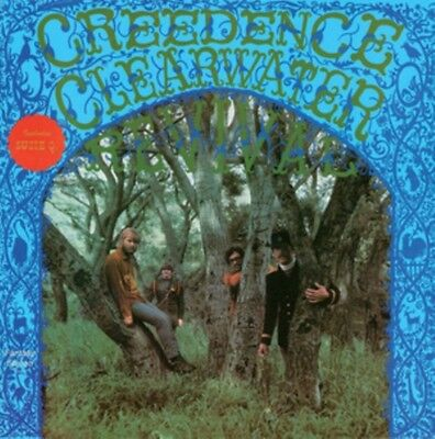 Creedence Clearwater Revival, Creedence Clearwater, Vinyl, 0025218451215