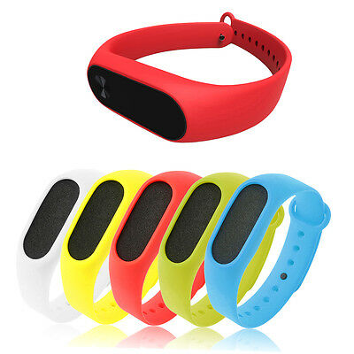 Professional Replacement Smart Watch Wrist Silicone Strap Band For Xiao Mi HW