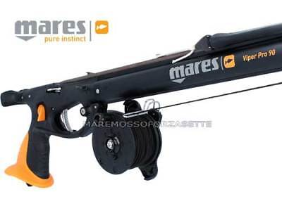 Fucile Sub Arbalete Mares Viper Pro Ds  75 Con Mulinello Speargun With Reel