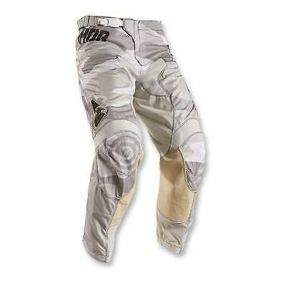 Thor 2017 Herren Motocross / MTB Hose - PULSE AIR COVERT - camo-sand