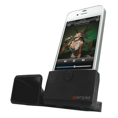 IS5601 iSimple megafono altoparlante iPhone 3Gs dock 4s