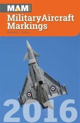 Military Aircraft Markings 2016 (Mam) (Paperback), 9781857803747