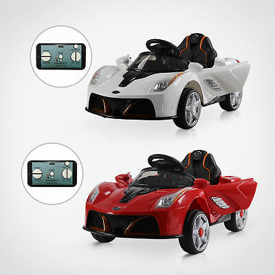 Kids Electric Ride On Toy Cars Children 12V Battery Powered Remote Control MP3