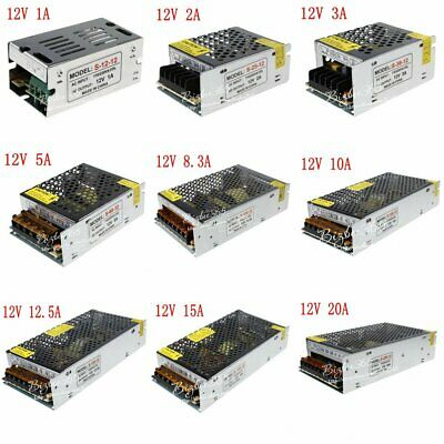 12V Regulated Switching Power Supply LED Driver Transformer Voltage