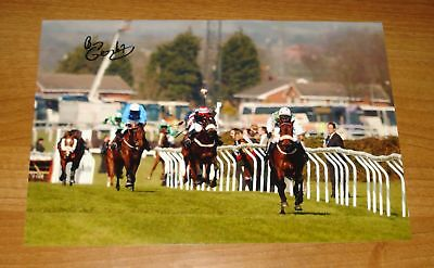 Barry Geraghty Signed Photo Monty's Pass 2003 National
