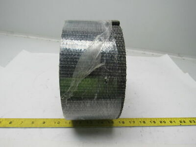 "1 Ply Black Interwoven Smooth Top 20' X 4"" X 0.203"" Thick"