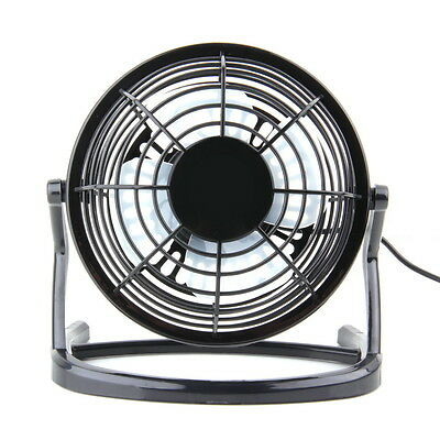 Notebook Laptop Computer Portable Super Mute PC USB Cooler Desk Mini Fan DS