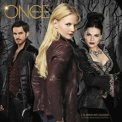 Once Upon a Time 2017  Wall Calendar