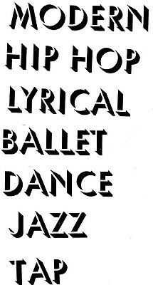 UNMOUNTED RUBBER STAMP Sheets, Dance Stamps, Ballet, Dance ...