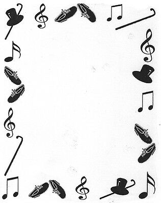 UNMOUNTED RUBBER STAMPS, Floral Dance Frame, Tap Shoes & Dance ...