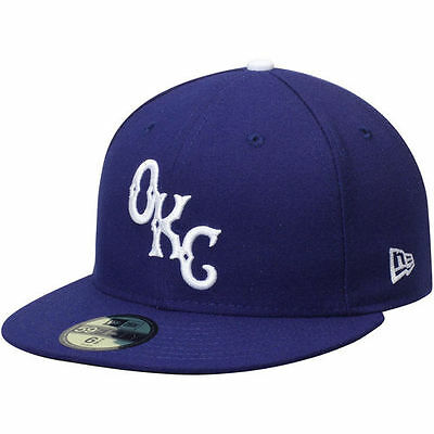 New Era Oklahoma City Dodgers Fitted Hat - MiLB