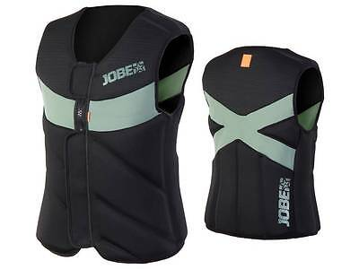 Jobe Hybrid Comp Vest Nero Mens Buoyancy Aid Jetski Wakeboard Waterski Sup