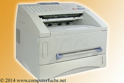 Brother MFC-8360P MFP ca 19.000 Pages Paper trays missing