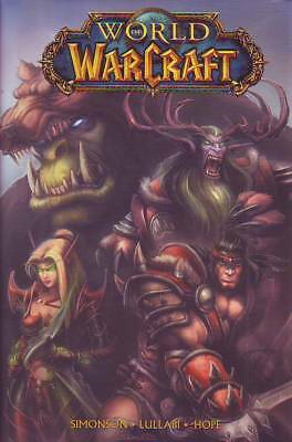 World of Warcraft vol 1 hardcover comic NEW WOW