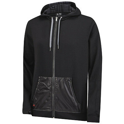 2015 Adidas Capsule Hooded Golf Jacket CLOSEOUT NEW