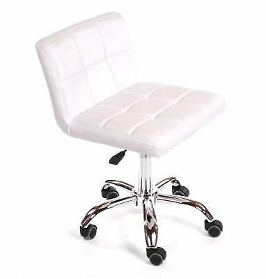 Urbanity hairdressing beauty manicure nail art technician salon chair stool wh
