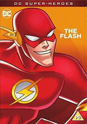 The Flash - Heroes And Villains  Dvd New