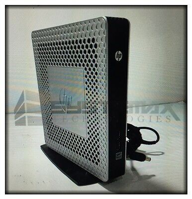 HP T610 T56N 1.65Ghz Dual-Core (16G-F/4G-R) W7E Thin Client F0P42PC