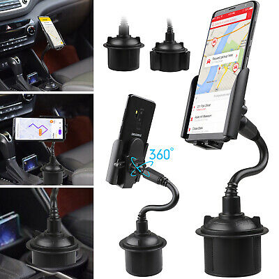 360° Car Dashboard Magnetic Mount Holder Sticky Stand for Cell Phone GPS