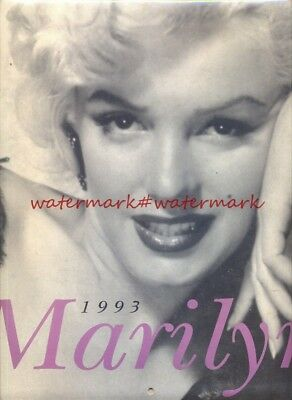 1993 MARILYN MONROE CALENDAR -  Mint, Still Shrinkwrapped. Free UK Postage