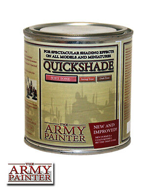 The Army Painter Quickshade Soft Tone Brand New In Stock Fast Dispatch