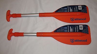 2 Attwood Telescoping Paddles